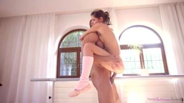 Teen XXX Porn Photos And Videos Little Russian Dancer Gina Gerson Taking Big Dick Full HD Porn Video And XXX Photos 7
