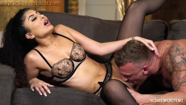 Tongue Fucking Shaved Pussy Of Marina Maya Full HD Porn Video And XXX Pictures 5