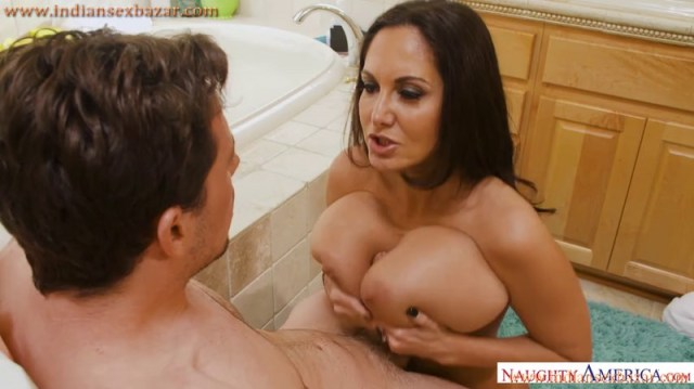 Busty Mother Ava Addams Bathroom Sex Horny Son Drilling Vagina Of Busty Mom Bathroom Full HD Porn Video And XXX Pictures 7