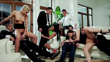 Gentleman Gang Bang Group Sex Party Full HD XXX Porn Video And Fucking Pictures 1