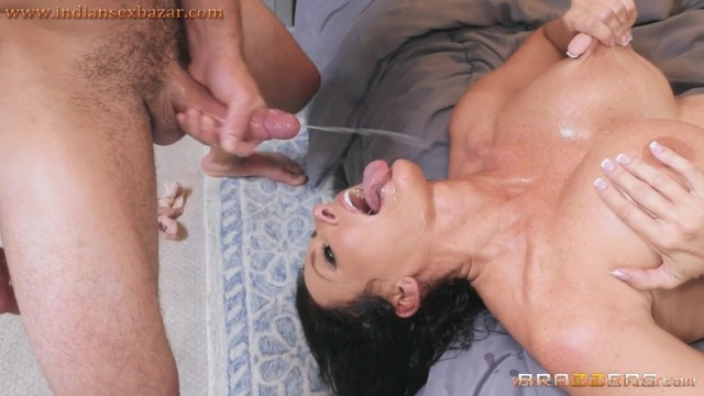 Son Mother Sex Busty Stepmom Reagan Foxx Fucked By Stepson Full HD Porn Video Jerking Off XXX Pic 11