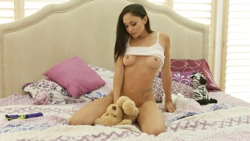 Teen Ariana Marie Fucked Soft Toy Stepbrother Full Hd Porn