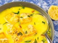Coconut Fish Curry (Kerala Molee)