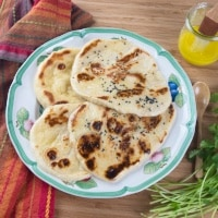 Naan Without Yeast Final
