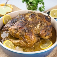 Easy Roast Tandoor Chicken (Murgh)