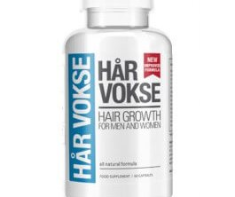 Har Vokse Hair Supplement Featured