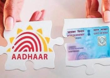 PAN Aadhaar Link up