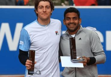 Divij Sharan - ATP BMW Open Finalist