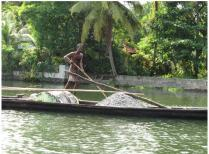 Cochin Tourist Attraction kerala-country-boat