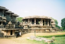 Halebidu - Hoysaleswara Temple