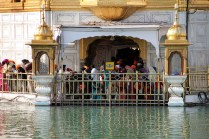 Harmandir Sahib (Golden Temple)