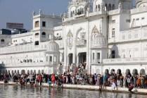 Harmandir Sahib (Golden Temple) Complex - Atta Mandi Deori