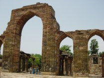 Qutab Minar Pictures 2