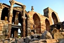 Qutab Minar Pictures 9