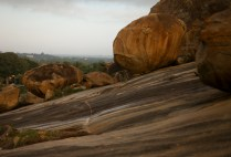 Sravanabelagola boulders