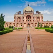 Top Monuments of India Humayuns Tomb Delhi 96