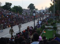 Wagah Border Ceremony Pictures 10