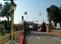 Wagah Border Ceremony Pictures 13