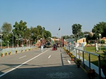 Wagah Border Ceremony Pictures 14