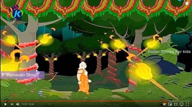 ekalavya_animation_for_children_mahabharat_hindi_06
