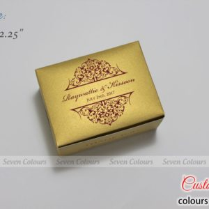 Snacksbox-Gold