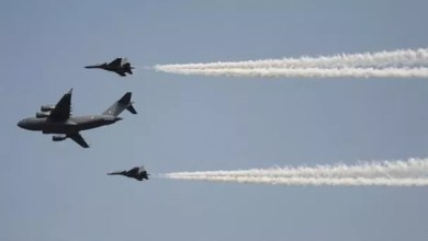 Photo of A new power came in the hands of the air force, no more illegal penetration into the seven states.
