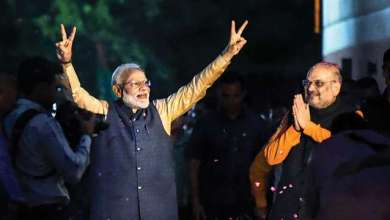 Photo of Narendra Modi elected as the most popular prime minister in the history of independent India