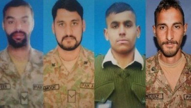 Photo of Pakistani soldier dies on the east-west front: Pak journalist opens poll
