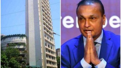 Photo of India's second-biggest house still Anil Ambani is in debt of rupees five thousand crores.