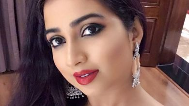 Photo of Shreya presents a special song on the occasion of Durga Pujo and Navratri, viral video at the moment