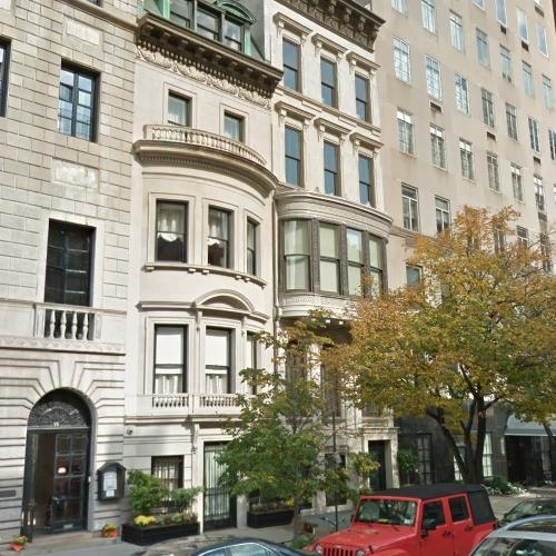 Michael Bloomberg's Hous or Homes