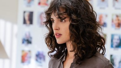 Photo of Eiza González on I Care a Lot and Acting With Rosamund Pike