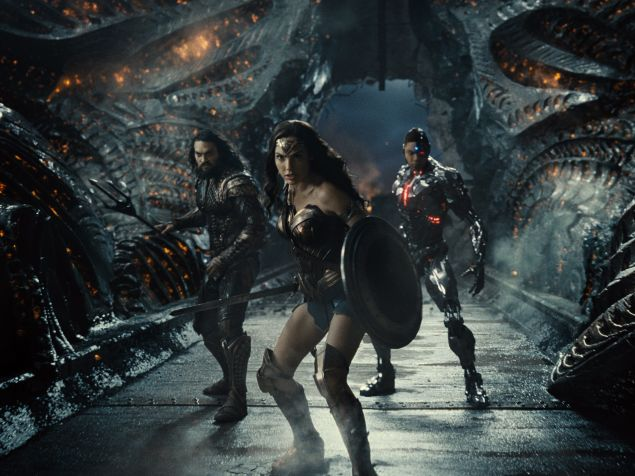 Zack Snyder's Justice League HBO Max Info Details