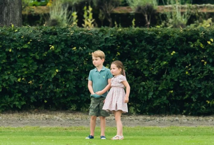 Prince George and Princess Charlotte Have Taken Up a Beloved Royal Hobby