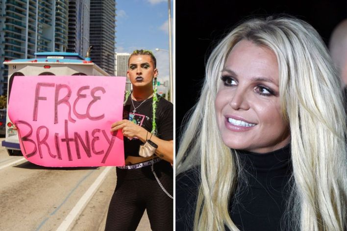"""Britney Spears """"Cried for Two Weeks"""" After the 'Framing' Documentary"""
