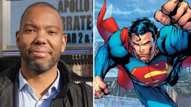 Photo of Ta-Nehisi Coates & J.J. Abrams Workforce Up for New Superman Movie