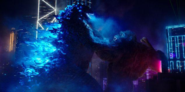 Box Office Disney+ HBO Max Godzilla vs. Kong Mulan