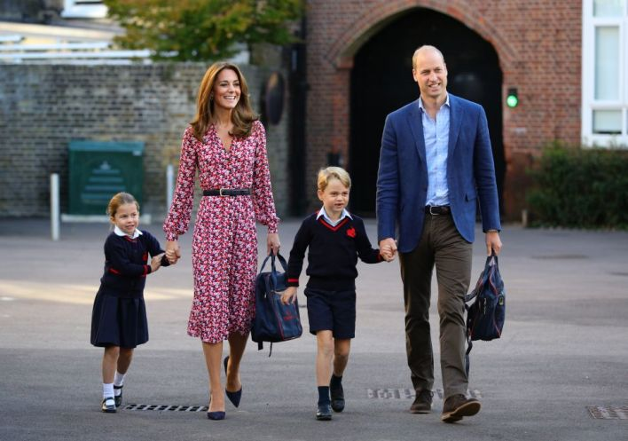 Kate Middleton Took George and Charlotte on a Very Relatable Shopping Excursion