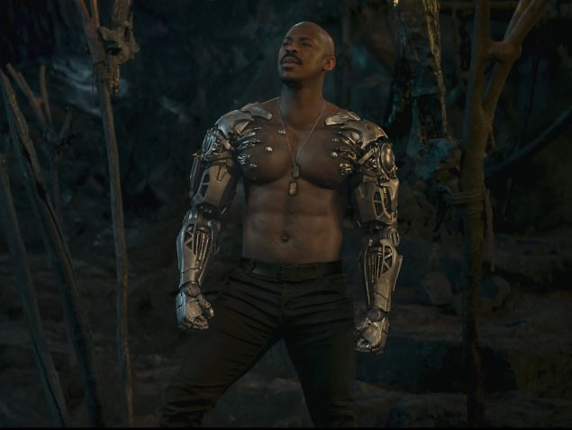 Mortal Kombat Mechad Brooks
