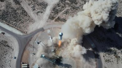 Photo of Blue Origin Launching Remaining New Shepard Ahead of Place Tourism