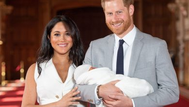 Photo of Meghan Markle & Harry Mark Archie's Birthday With Vaccine Donation Ask