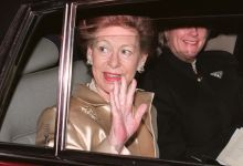 Photo of Princess Margaret's Rolls-Royce Royal Car Is for Sale at Auction