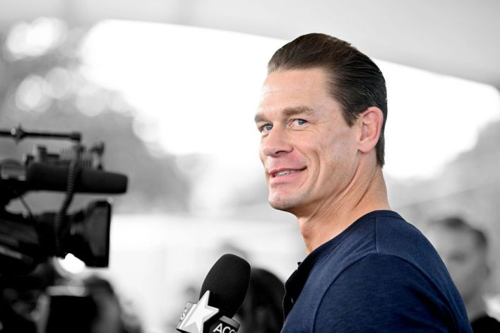 John Cena Explores His Vulnerability and What He Brought to 'F9'