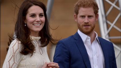 Photo of Prince Harry Texted Kate Middleton Not William About Lili's Start
