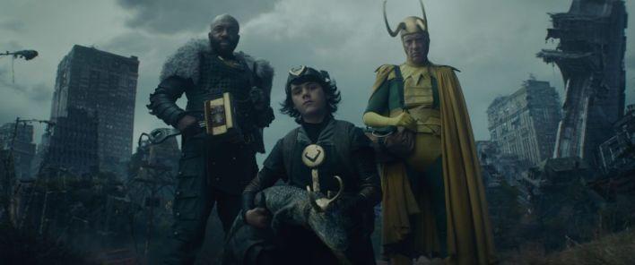 The Penultimate 'Loki' Episode Sets Up Marvel's Next Big Bad