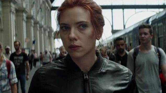 Marvel Black Widow Box Office