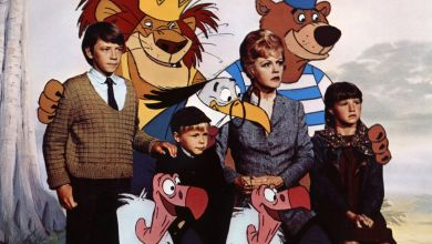 Photo of Bedknobs and Broomsticks at 50: Angela Lansbury's Nazi-Combating Witch Traditional