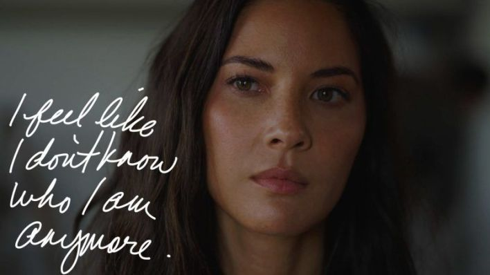 'Violet' Features Formal Flourishes and a Great Performance by Olivia Munn
