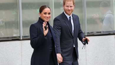Photo of Prince Harry & Meghan Markle Have Arrived in New York for Big Trip