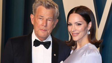 Photo of Katharine McPhee and David Foster Purchase Brentwood Park California Dwelling